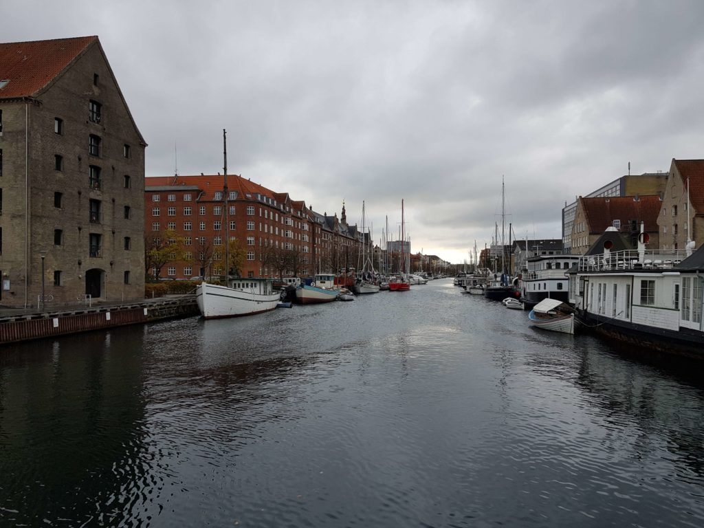 Копенгаген февраль