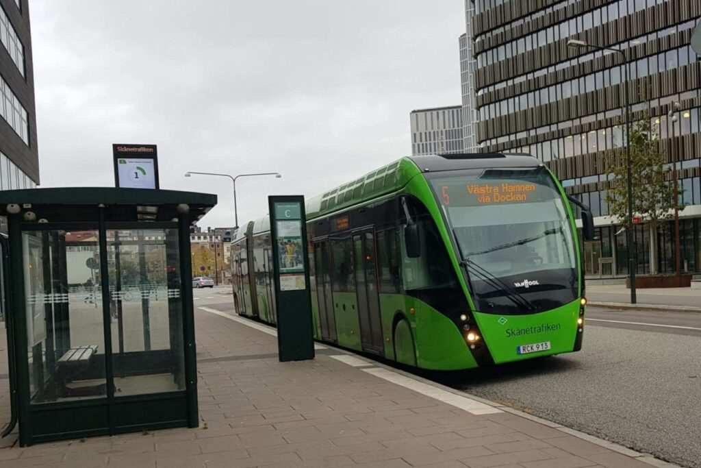 Транспортная инфраструктура Дании