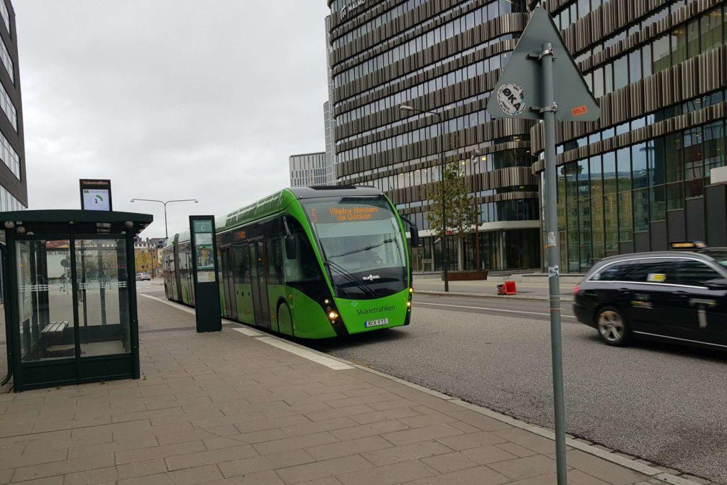 Автобусы в Копенгагене