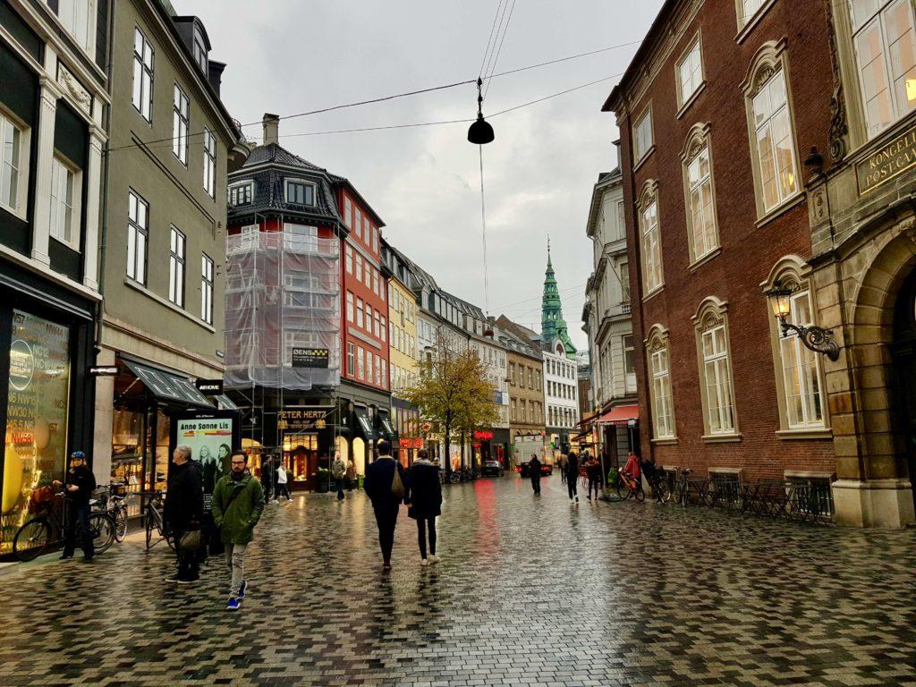 Копенгаген сентябрь
