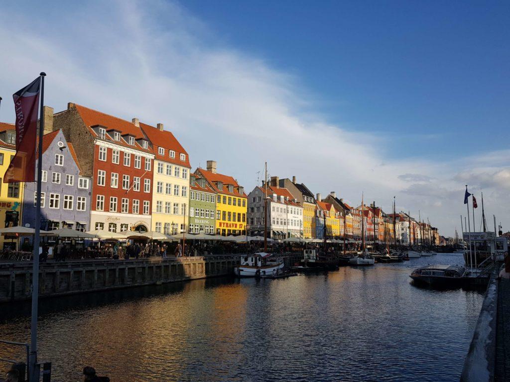 Копенгаген климат