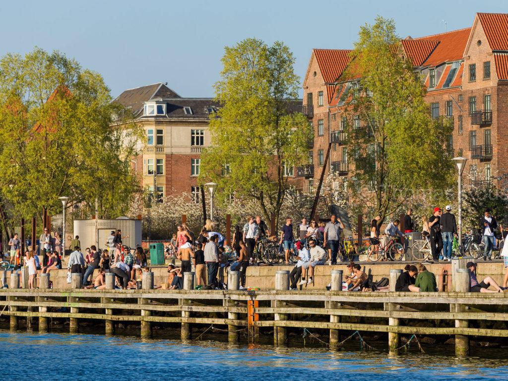 Копенгаген май