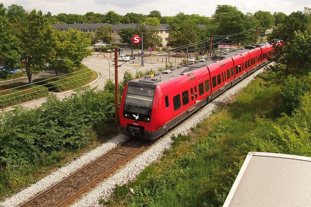 Транспорт Копенгагена S-tog