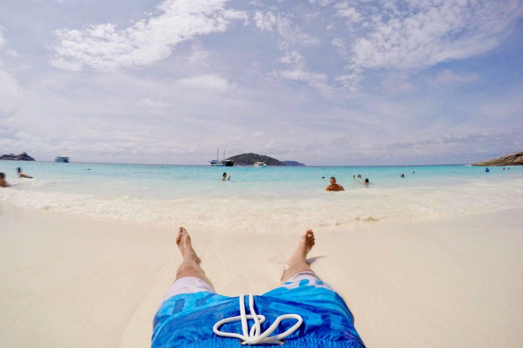 Таиланд Симиланские острова