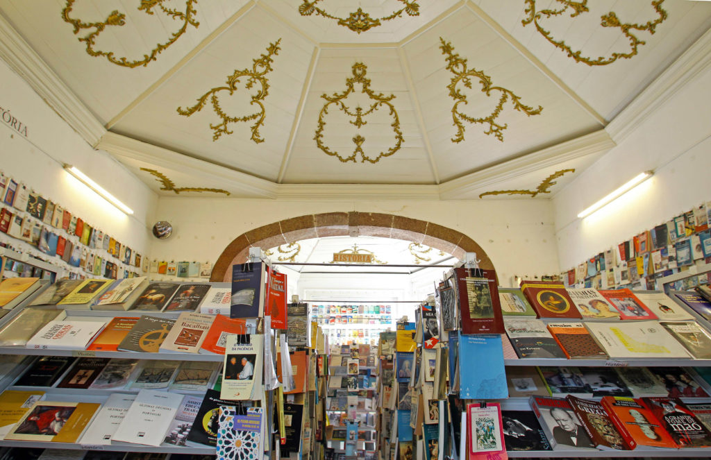 Книжный магазин Fundacao Livraria Esperanca Мадейра