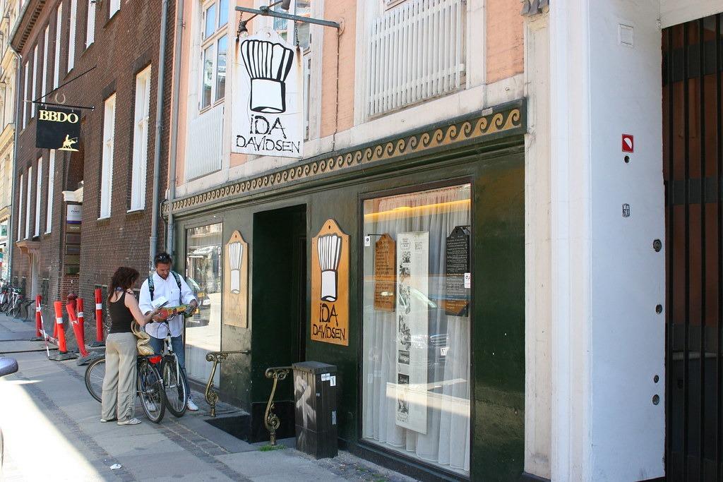 Ресторан Ida Davidsen, Копенгаген