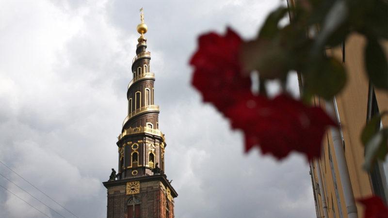 Копенгаген, церковь Спасителя