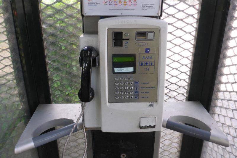 Звонки в данию - Таксофон Дания
