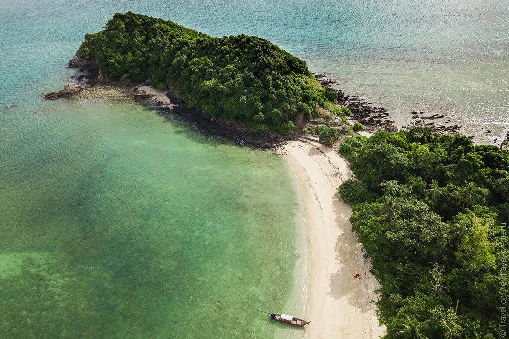 Остров Ко Лон Пхукет