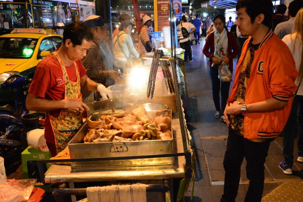 Особенности Таиланда:еда