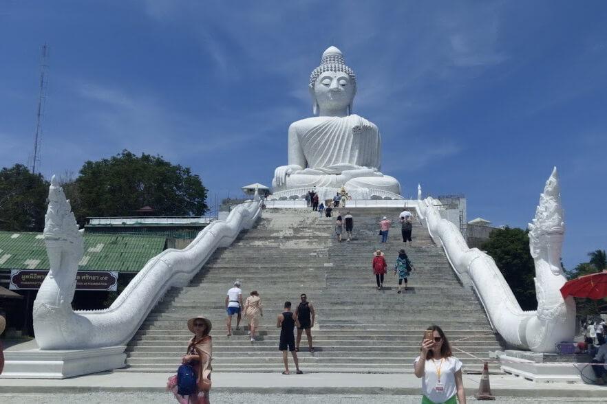 Будда, Пхукет