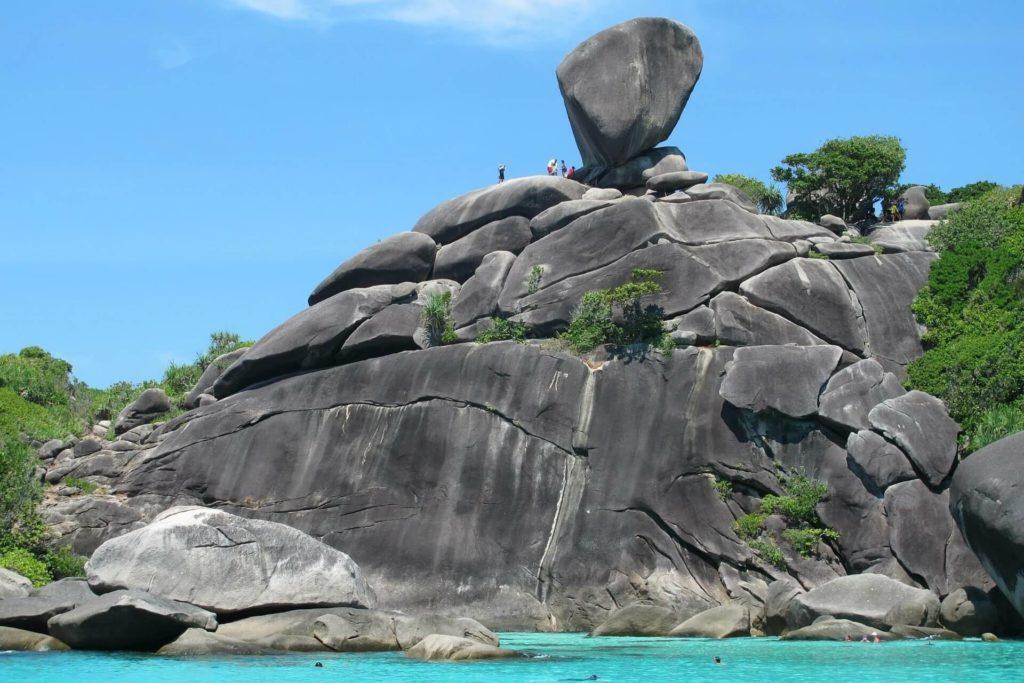 Пхукует Симиланские острова