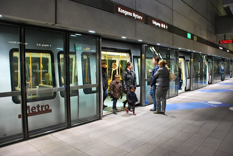 Копенгаген метро