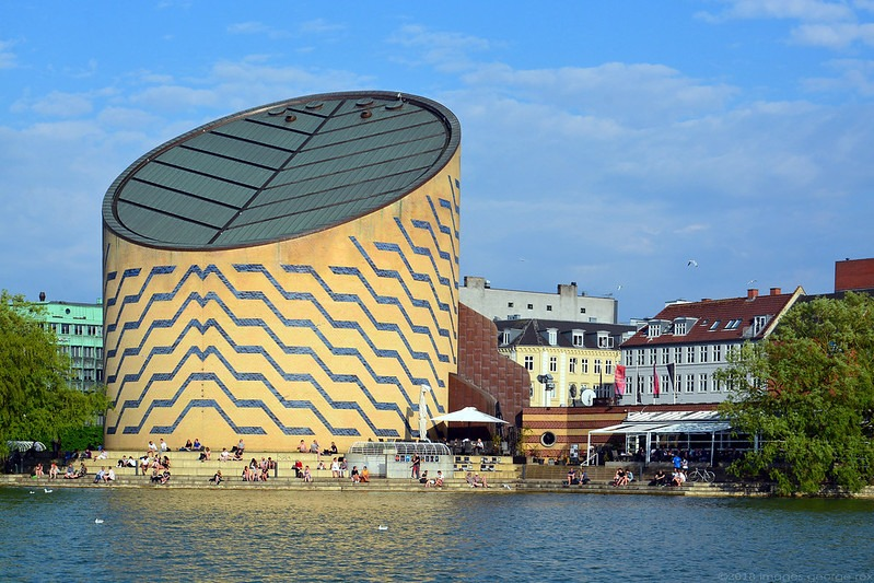 Планетарий в Копенгагене