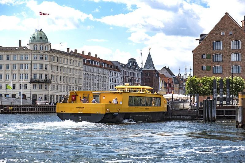 Водный транспорт Копенгаген
