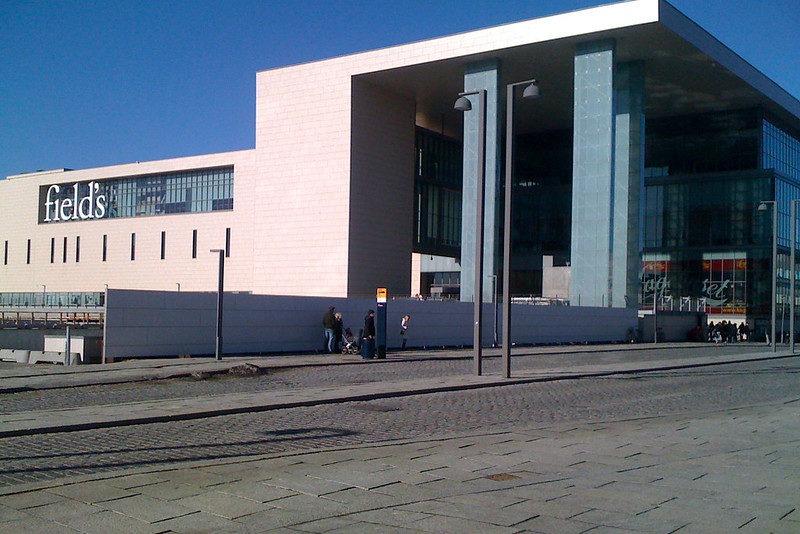 ТЦ в Копенгагене