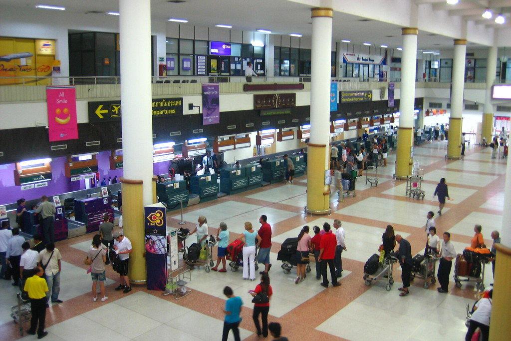 Пхукет аэропорты
