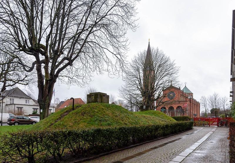 Провинциальный район Вальбю в Копенгагене