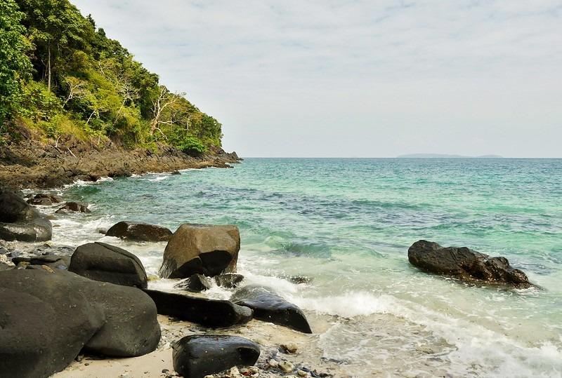 Острова Ко Хе Пхукет