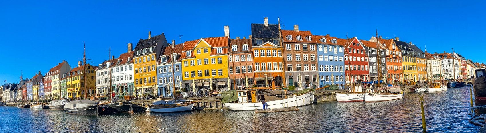 Копенгагене Дания