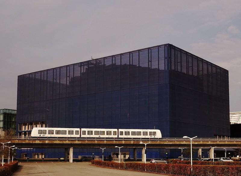 Копенгаген - концертный зал DR Koncerthuset