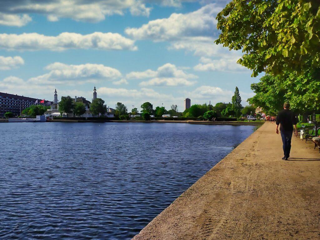 Копенгаген летом