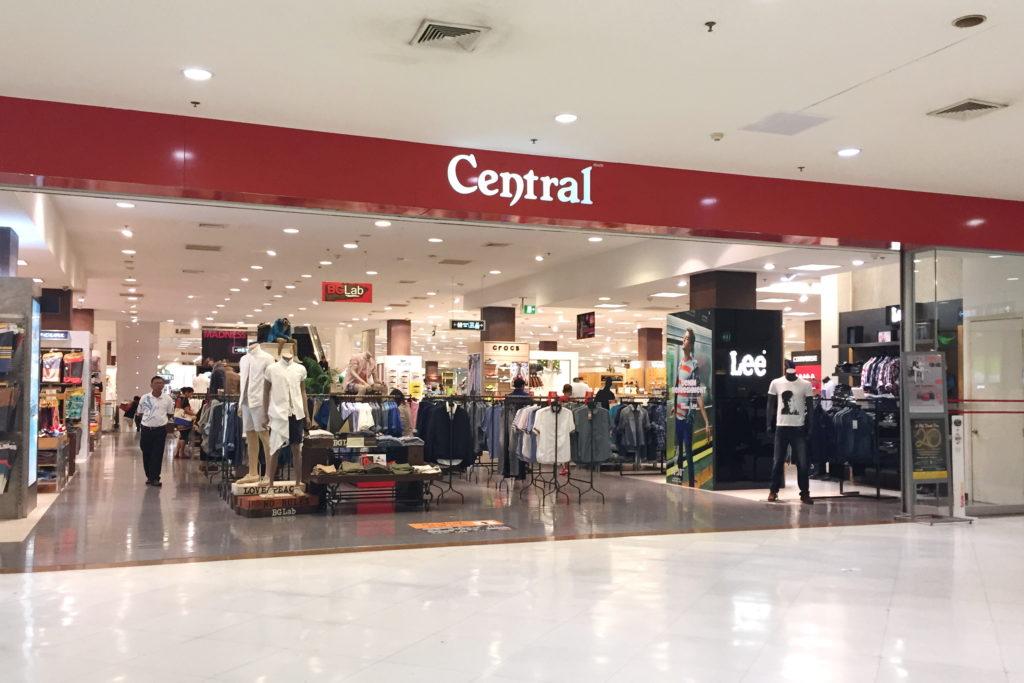 шоппинг в Таиландах
