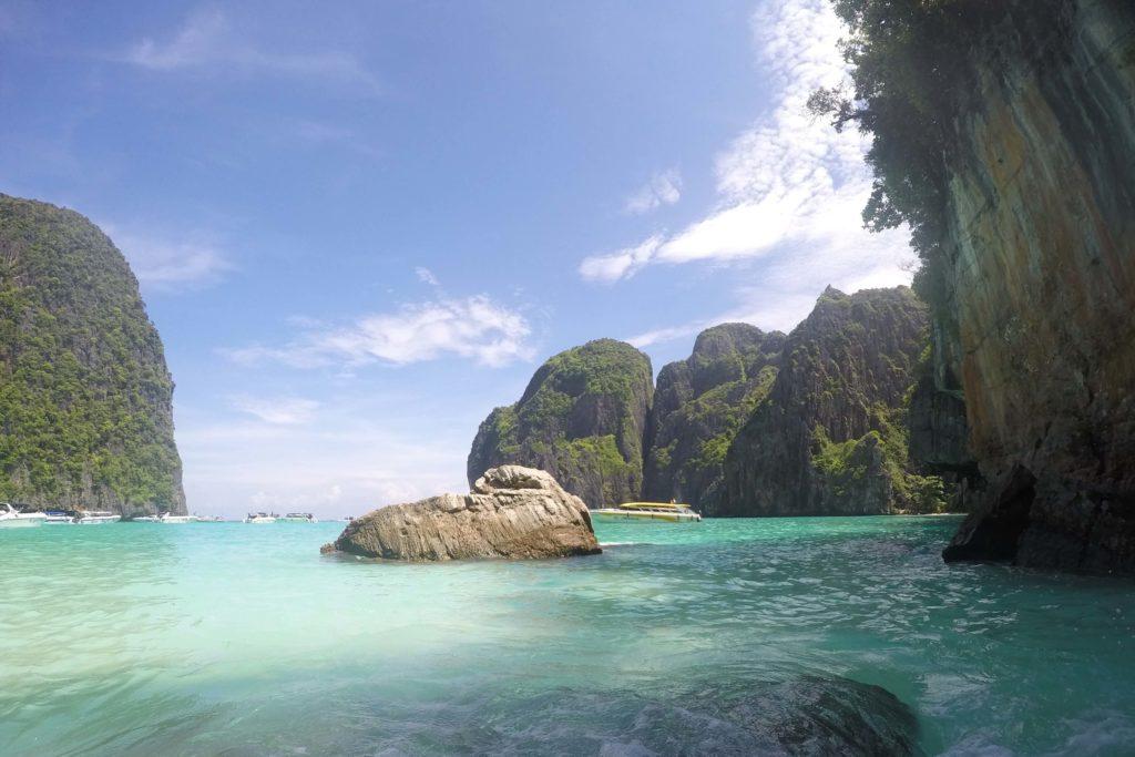 Остров Пхи Пхи фото