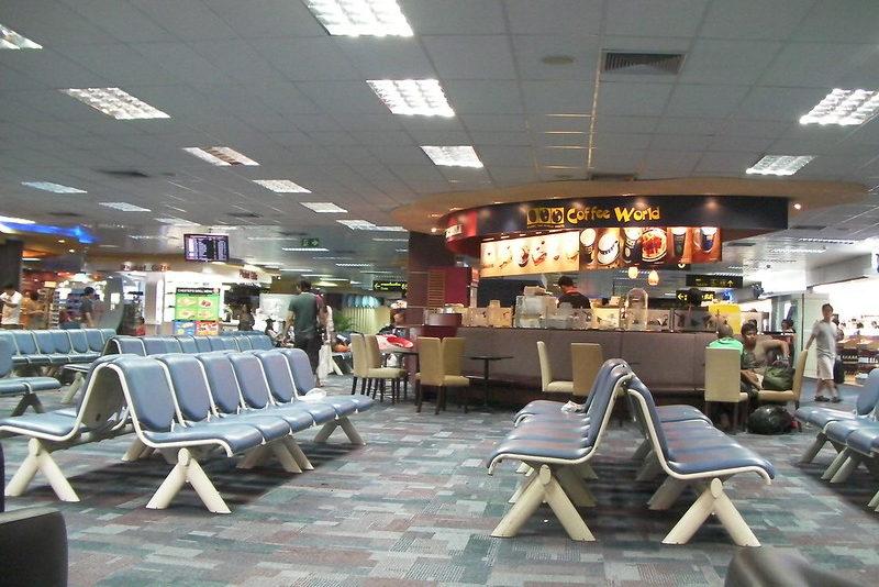 Аэропорт Пхукет фото