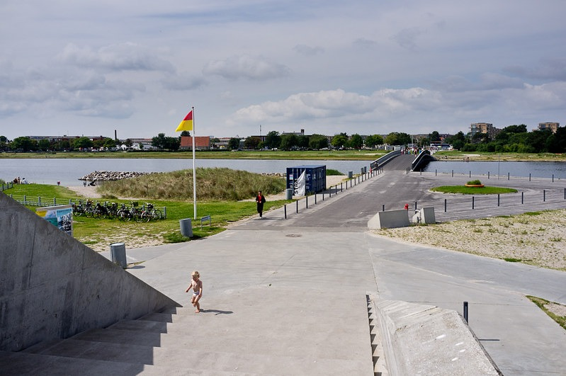 Копенгаген Amager Strandpark