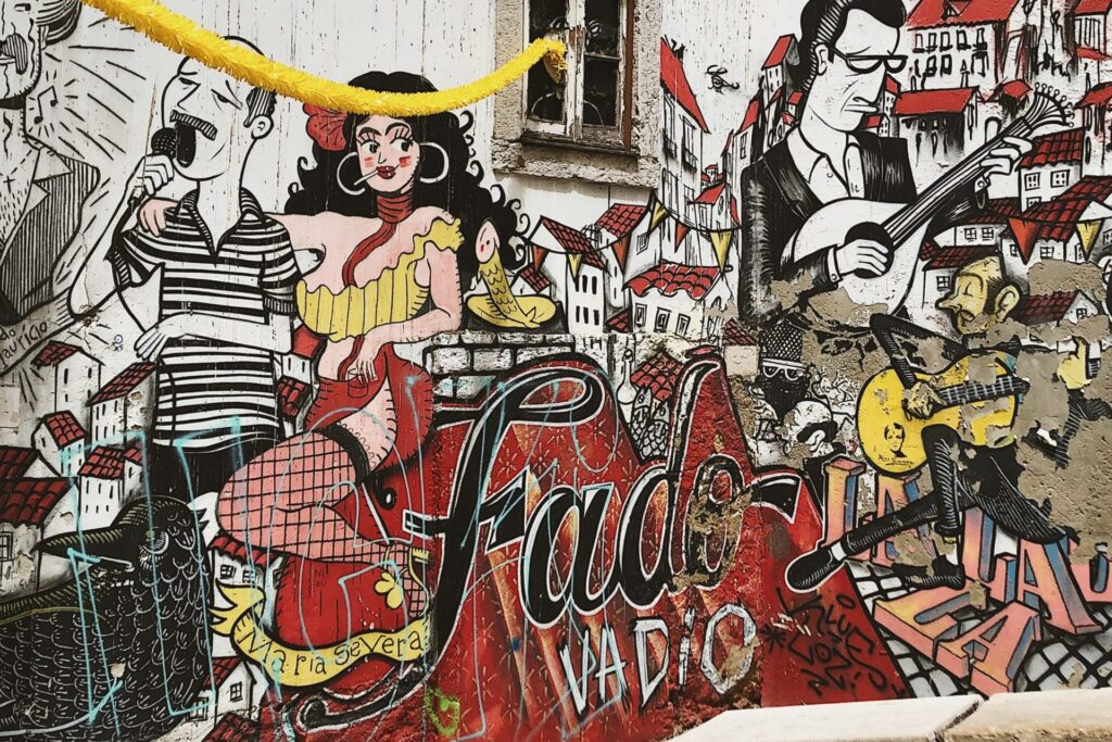 Ресторан Fado