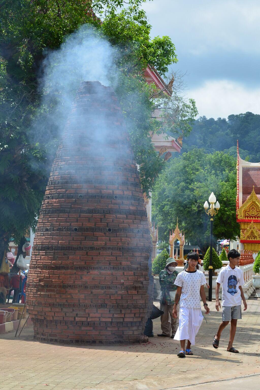 Храмы в Пхукете