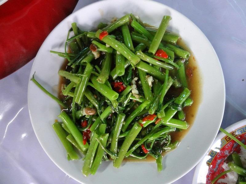 Блюдо Пак Бунг