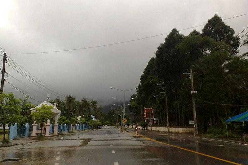 Погода на Пхукете летом