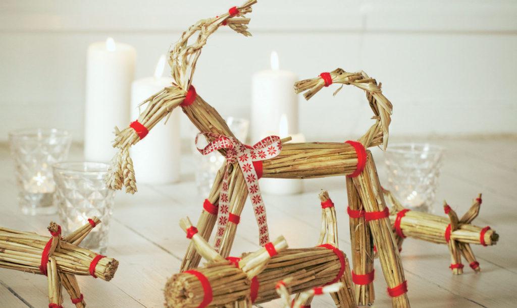 Рождественское украшение в Дании