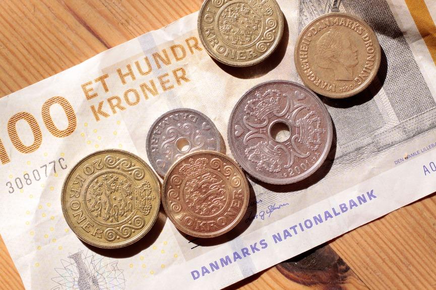 Шопинг в Дании и в какой валюте