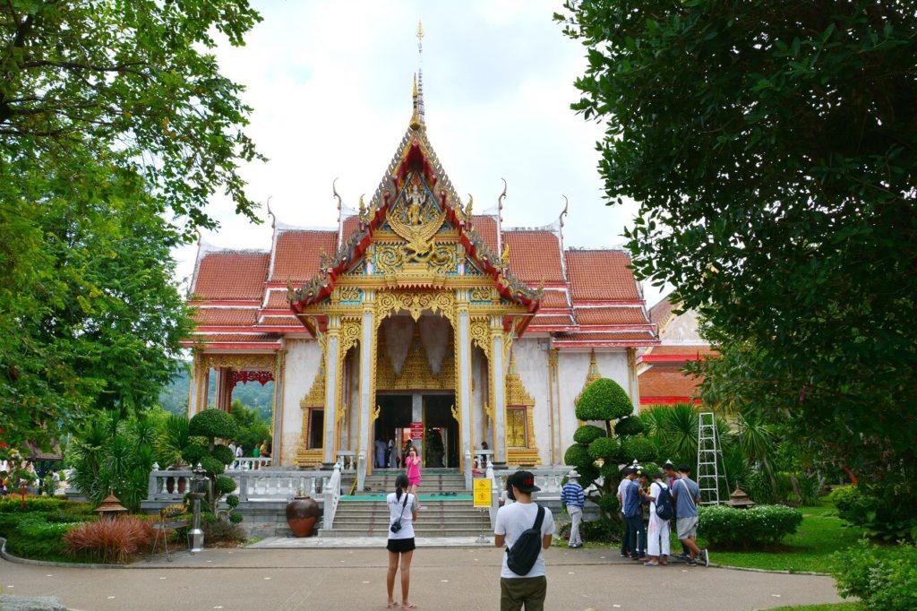 Рекомендации храма Ват Чалонг Пхукет
