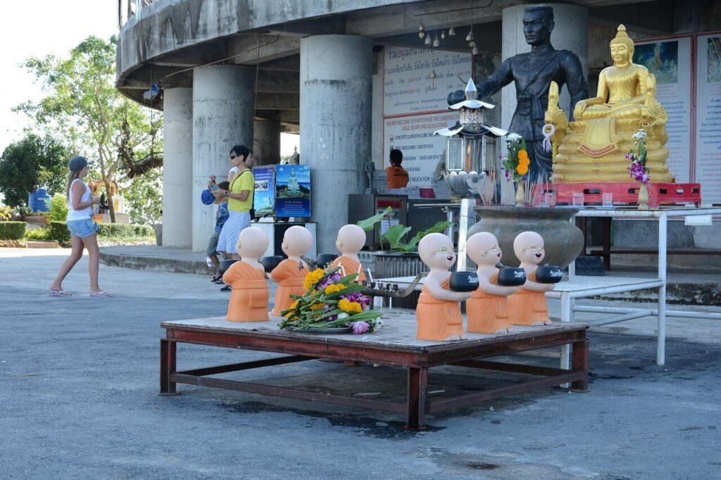 Большой Будда Пхукет как добраться