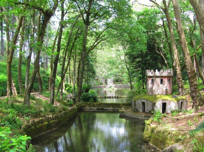 дворец Пена - Синтра, Португалия