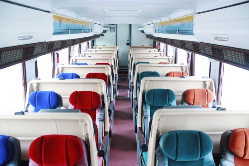 Автобусы Таиланда
