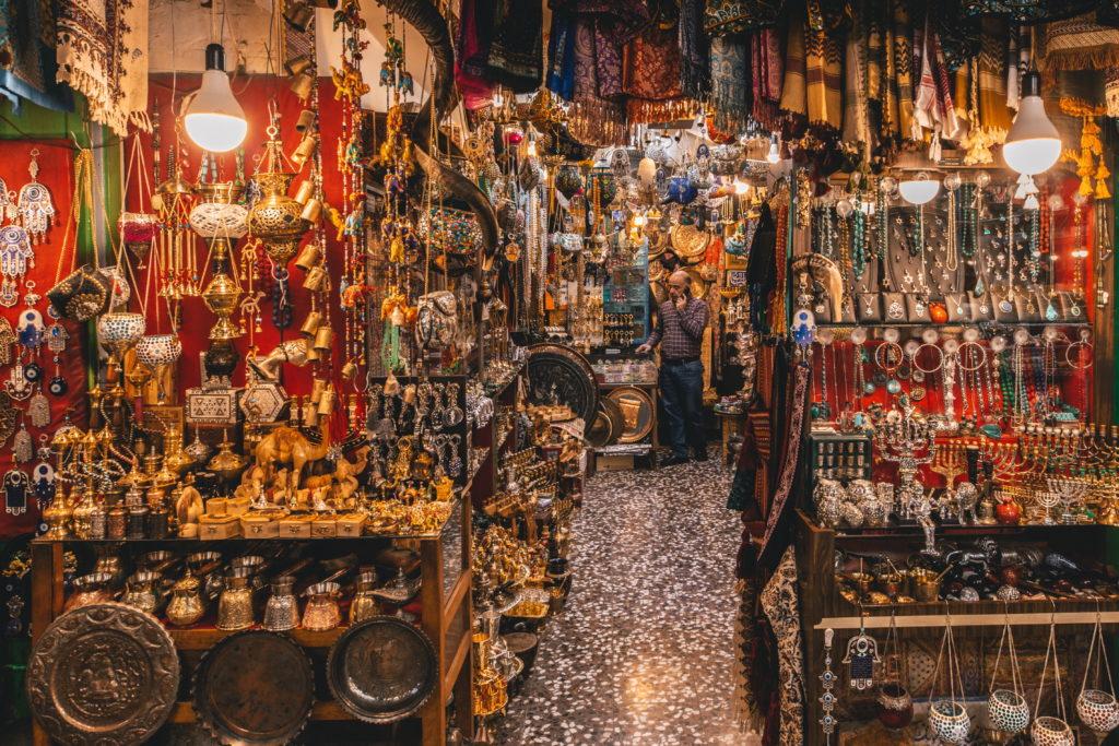 Бижутерия и ювелирные изделия в Таиланде