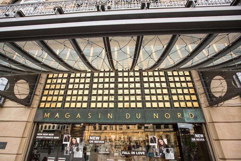 Магазины одежды в Дании