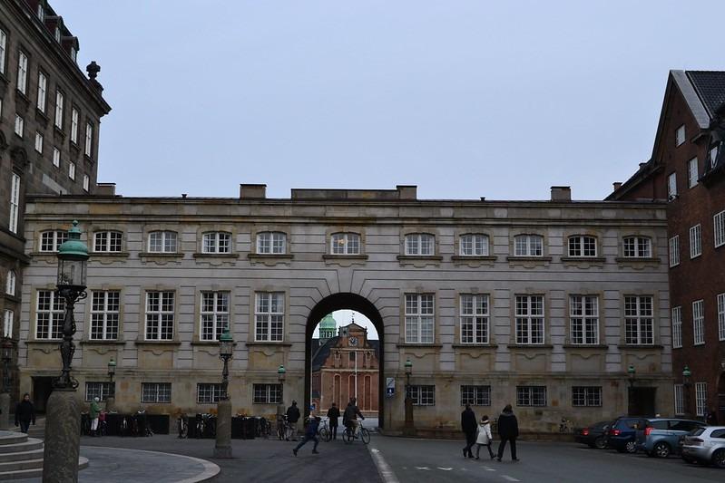 Замок Кристиансборг