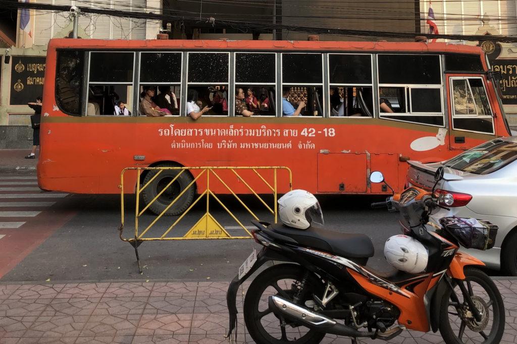 Автостанция Таиланд