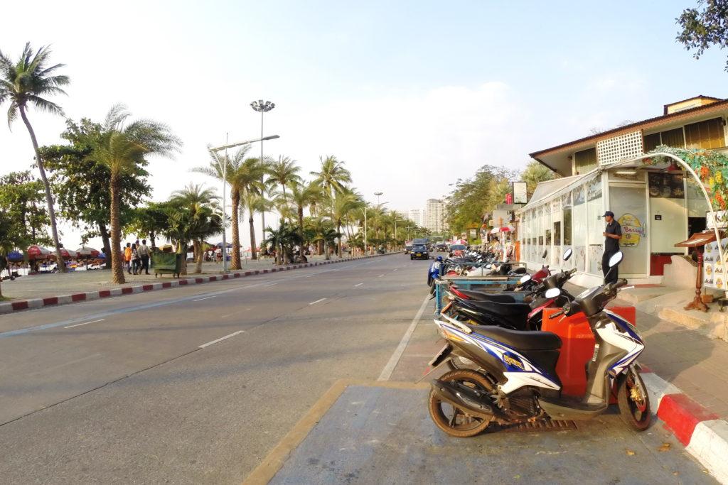 Мотоцикл и дороги Таиланда