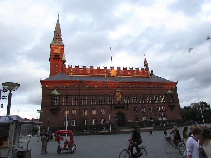 Копенгаген погода