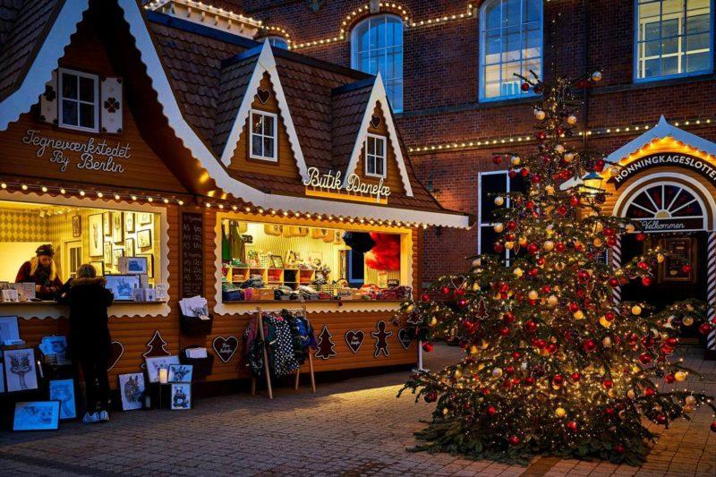 Сувениры Дании и ярмарки