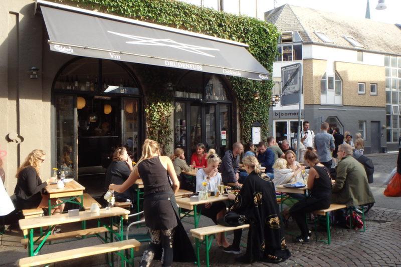 Копенгаген детям - кафе для детей