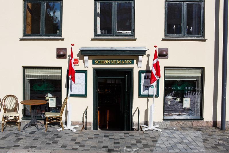 Ресторан Schønnemann, Копенгаген