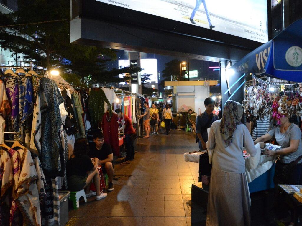 безопасность в Таиланде: воры на рынках